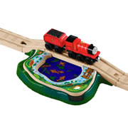 Thomas the Wooden Railway - Lily Pond