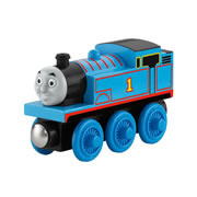Wooden Railway Thomas