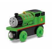 Wooden Railway Percy