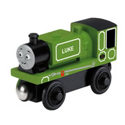 Wooden Railway Luke