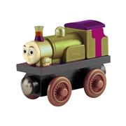 Thomas the Wooden Railway Lady