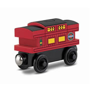Wooden Railway Talking Musical Caboose