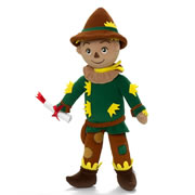 Washable Scarecrow 12""