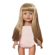 "Favorite Friends 18"" Doll Wig Pack - Strawberry Blonde"