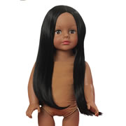 "Favorite Friends 18"" Doll Wig Pack - Dark"
