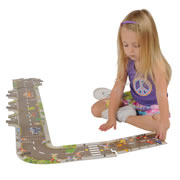 Giant Road Jigsaw Extra-Large Floor Puzzle