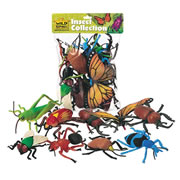 Insect Collection (10 Pieces)