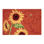 JellyBean® Carpet - Sunflower Solstice - Washable