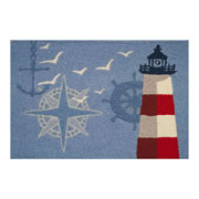 JellyBean® Carpet - Ocean Outpost - Washable