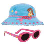 Mermaid Hat & Sunglasses Set