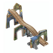 Thomas the Wooden Railway Scenes of Sodor Tunnel Set