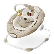 Jolie Soothing Bouncer - Acorn