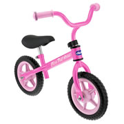 Balance Bike Pink Arrow