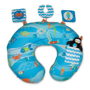 Boppy® Gentle Ocean Interactive Pillow