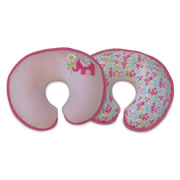 Boppy© Luxe Slipcovered Elephant Garden Pillow