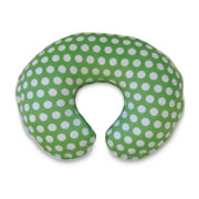 Boppy® Fresh Fashion Slipcover - Green Dots