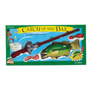 Catch of the Day Pretend Play Fishing Set