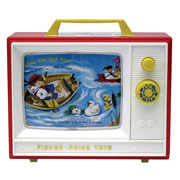 Fisher Price Two Tune Television Toy