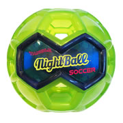 Glow-in-the-Dark Nightball - Soccer Ball