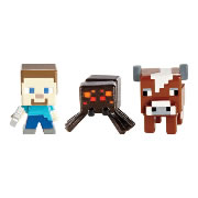 Minecraft Mini 3-Pack
