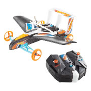 Hot Wheels® Street Hawk Remote Controlled Flying Car