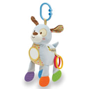Asthma Friendly Developmental Plush Toy - Puppy