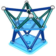Geomag™ Colors - 40 Pieces