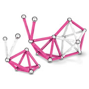 Geomag™ Pink Set - 66 Pieces