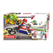 Carrera Mario Kart 7 Slot Cars Racing Set