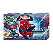 Carrera Ultimate Spiderman Slot Car Racing Set
