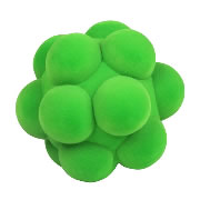"Rubbabu™ 6"" Bubble Ball - Green"