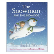The Snowman and the Snowdog - Hardback