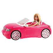 Barbie® Convertible with Barbie® Doll