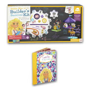 GoldieBlox and the Builder's Ultimate Survival Kit