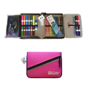 Blum School Case - Pink/Purple (Grades K-1)