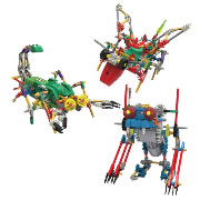 K'NEX® Robo Creatures - Set of 3