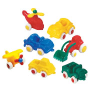 "2 3/4"" Little Chubbies Cars Gift Set"