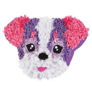 PlushCraft Puppy Love Create-Your-Own Craft Pillow