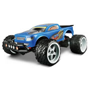 Extreme Beast RC Car - Blue