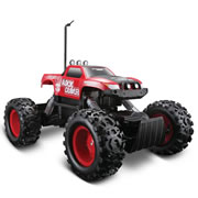 Maisto Tech Off-Road Series Rock Crawler Remote Cotrol Car - Red/Black