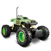 Rock Crawler RC Car - Green