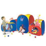 Playhut Mega Fun Playhouse