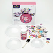 Craft Tastic Paper Bowl Arts & Crafts Kit