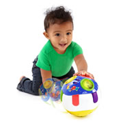 Baby Einstein Roll & Explore Music Symphony Ball