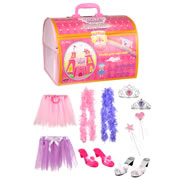 Pretend Play Princess Dress Up Trunk