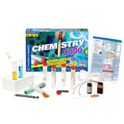 Chemistry C500 Experiment Set