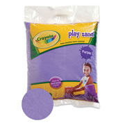 Crayola® Purple Play Sand