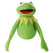 "Muppet 10"" Hand Puppet - Kermit the Frog"