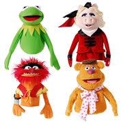 Muppet Puppets - Set of 4