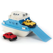 Eco-friendly Ferry Boat Toy with Mini Cars